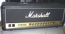 Marshall 2100 JCM900 Master Volume [1990-1992]