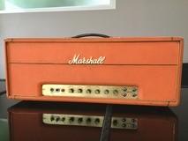 Marshall Super Bass 72 custom color ORANGE*