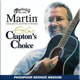 Martin & Co Clapton's Choice 92/8 Phosphor Bronze MEC13 Medium 13-56