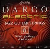 Martin & Co Darco Electric Nickel Wound D9100 Jazz Light 12-52