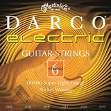 Martin & Co Darco Electric Nickel Wound D9400 Super Light 8-39