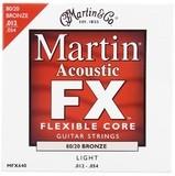 Martin & Co FX 80/20 Bronze MFX640 Light 12-54