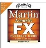 Martin & Co FX 80/20 Bronze MFX645 Light/Medium 12.5-55