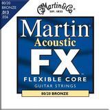 Martin & Co FX 80/20 Bronze MFX650 Medium 13-56