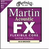 Martin & Co FX 80/20 Bronze MFX675 Custom Light 11-52