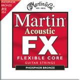 Martin & Co FX 92/8 Phosphor Bronze MFX740 Light 12-54