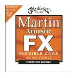 Martin & Co FX 92/8 Phosphor Bronze MFX745 Light/Medium 12.5-55