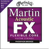 Martin & Co FX 92/8 Phosphor Bronze MFX775 Custom Light 11-52