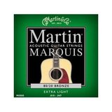 Martin & Co Marquis 80/20 Bronze M1000 Extra Light 10-47