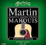 Martin & Co Marquis 92/8 Phosphor Bronze M2000 Extra Light 10-47