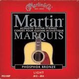 Martin & Co Marquis 92/8 Phosphor Bronze M2100 Light 12-54