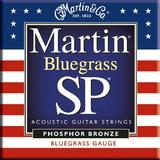 Martin & Co SP 92/8 Phosphor Bronze MSP4250 Bluegrass 13-56