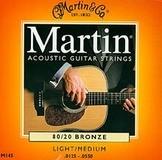 Martin & Co Traditional 80/20 Bronze M145 Light/Medium 12.5-55