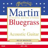 Martin & Co Traditional 80/20 Bronze M240 Bluegrass 12-56