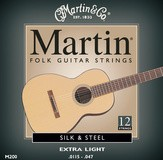 Martin & Co Traditional Silk and Steel M200 12-String 11.5-47 11.5-28