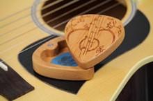 Masterpiece Guitar Pick Box