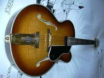Maurice Dupont Archtop  ATP17