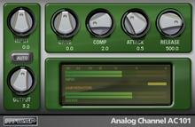 McDSP Analog Channel Native V5
