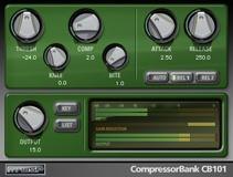 McDSP Compressorbank