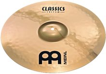 Meinl Classics Custom Powerful Crash 16""