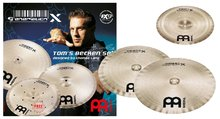 Meinl Generation X Tom's Becken Set 2