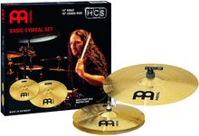 Meinl HCS Basic Cymbal Set 2