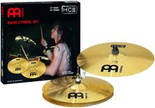 Meinl HCS Basic Cymbal Set