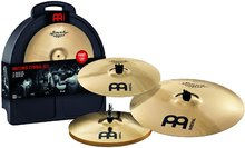 Meinl Soundcaster Custom Matched Cymbal Set