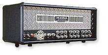 Mesa Boogie Triple Rectifier Head - Diamond Plate