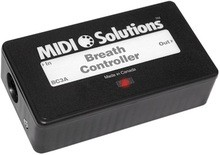 Midi Solutions Breath Controller