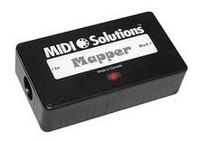Midi Solutions Mapper