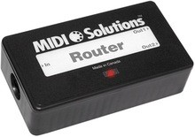 Midi Solutions Router