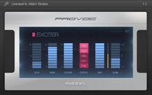 Mildon Studios Provoc Exciter Silver Edition