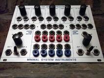Minimal System Instruments 001 Signal Processor