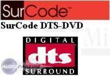Minnetonka SurCode DVD-DTS
