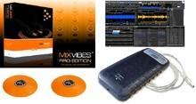 Mixvibes DVS PRODUCER 7 + MAYA44 USB
