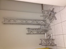 Mobil Truss structure triangulaire