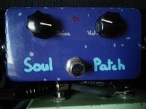Mojo France Soul patch