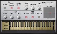 Momo Korg Volca Bass Midi Remote
