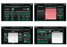 Momo TB-3 Midi Editor for iPhone