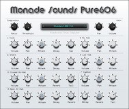 Monade Sounds Pure606
