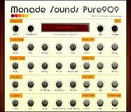 Monade Sounds Pure909