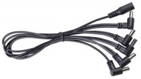 Mooer PDC-5A 5 Angled Plug Daisy Chain Cable
