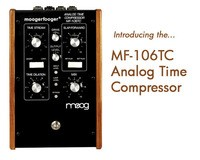 Moog Music MF-106TC Analog Time Compressor