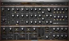 Moog Music Sub 37 Editor