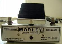 Morley BigFoot Power Amp