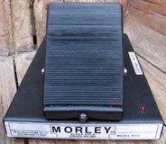Morley Black Gold Stereo Volume