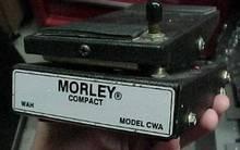 Morley Compact Wah
