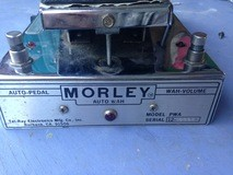 Morley PWA Automatic Wah