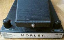 Morley Slimline Volume